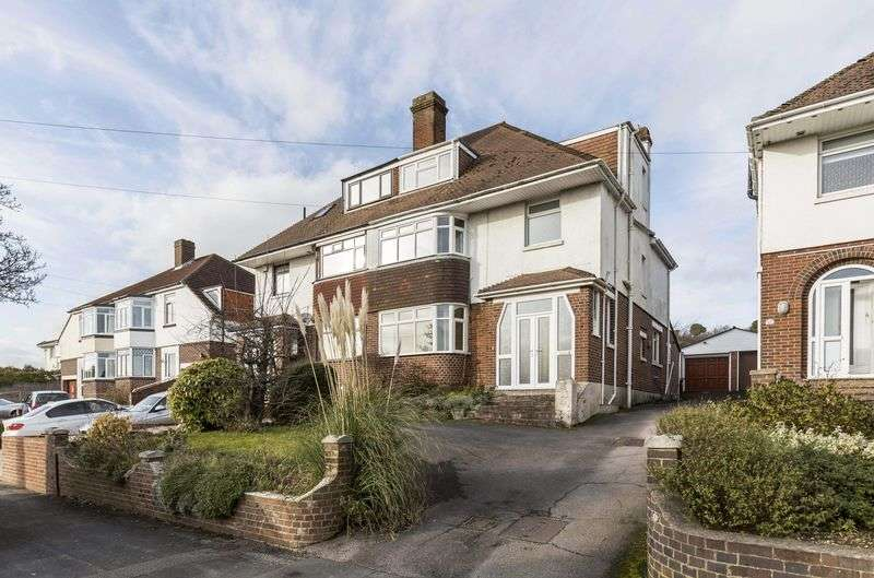 4 Bedrooms Semi Detached House for sale in Woodfield Avenue, Portsmouth