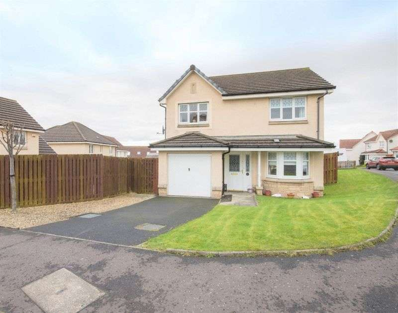 3 Bedrooms Detached House for sale in Peasehill Brae, Rosyth