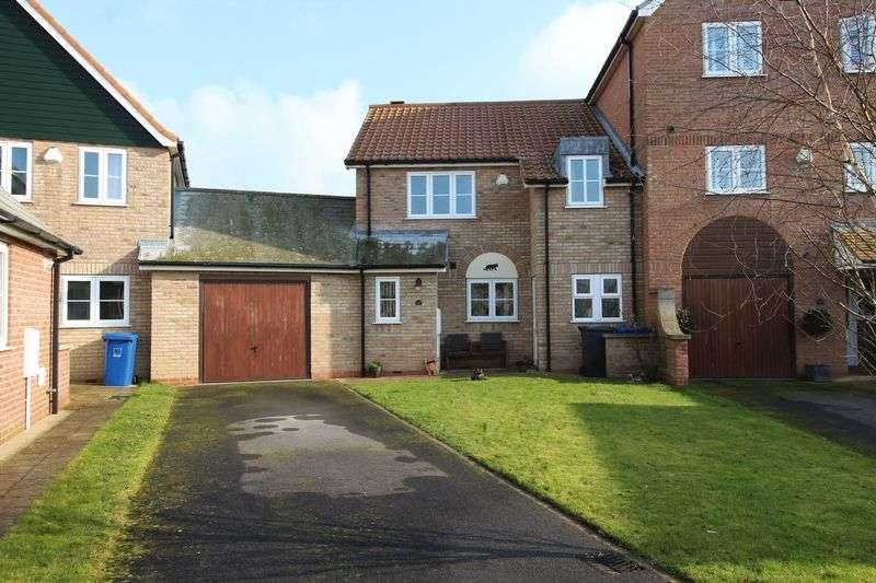 3 Bedrooms Detached House for sale in Park Lane, BURTON WATERS, Lincoln