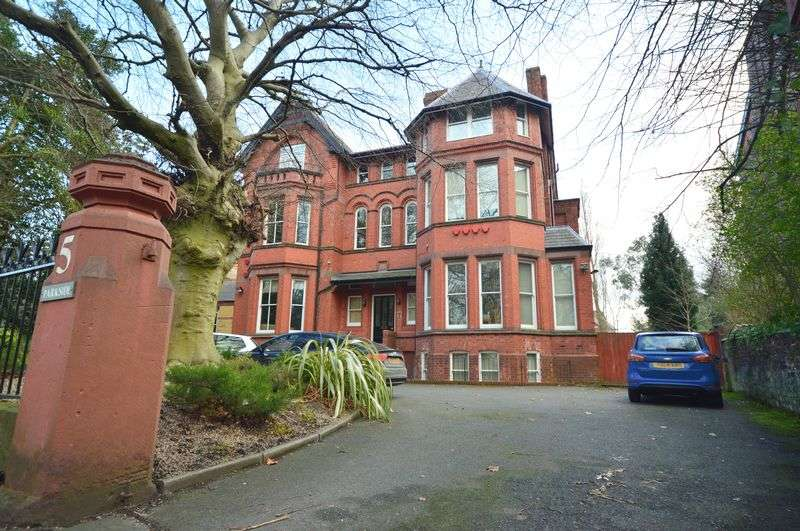 2 Bedrooms Flat for sale in Livingston Drive, Aigburth
