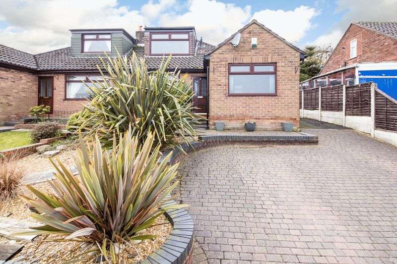 3 Bedrooms Semi Detached House for sale in Brooklands Road, Wigan