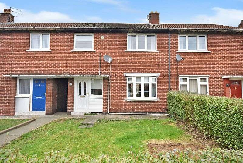 3 Bedrooms Terraced House for sale in Manor Road, WIDNES