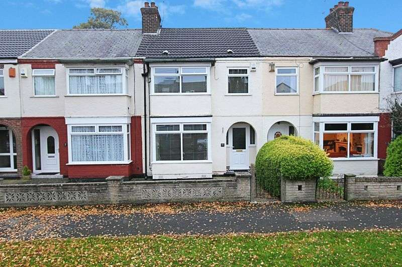 3 Bedrooms Terraced House for sale in Barrington Avenue, Hull