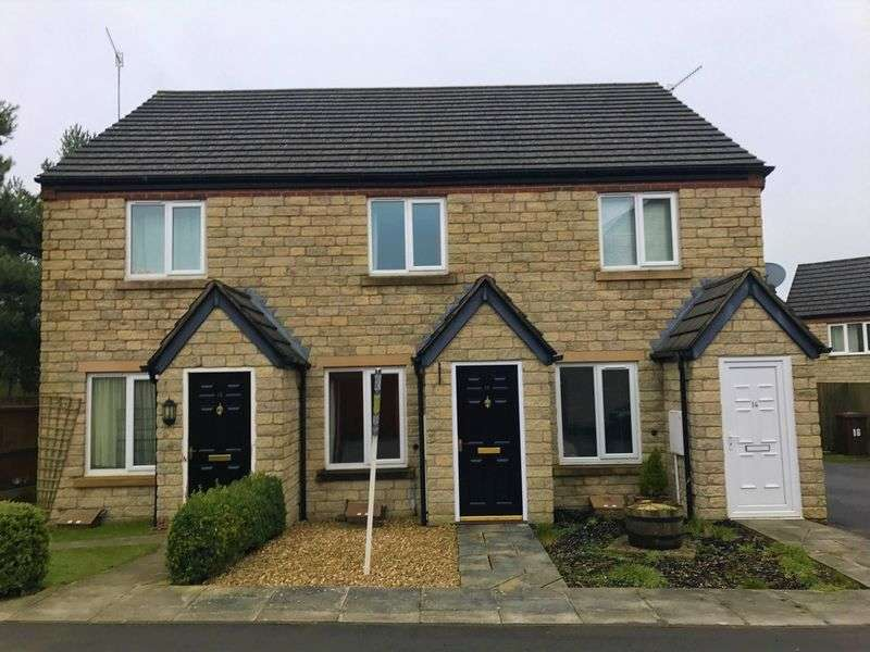 2 Bedrooms Terraced House for sale in FOR SALE BY ABODE * Dove Way, Waterhouses