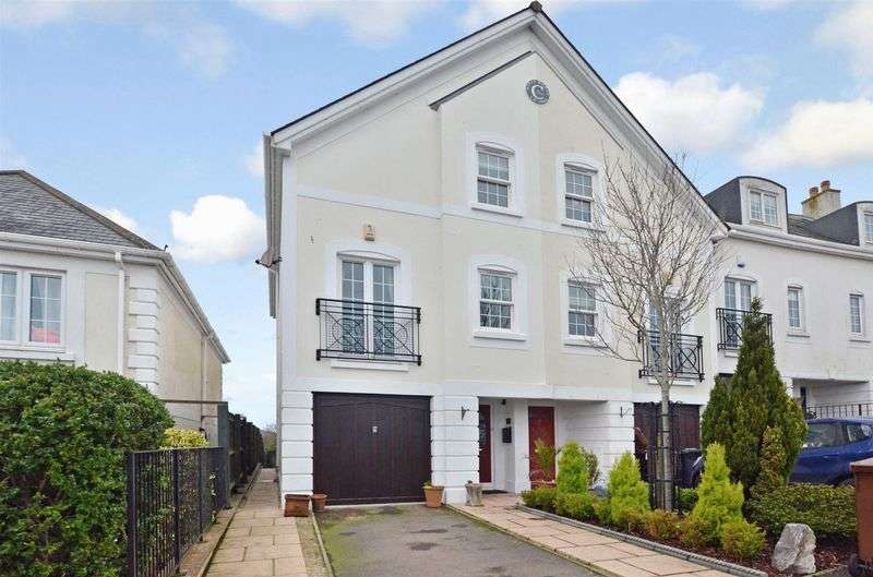 3 Bedrooms House for sale in Brockhurst Park, Marldon, Paignton