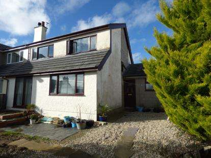 3 Bedrooms Semi Detached House for sale in Taldrwst Estate, Dwyran, Anglesey, Sir Ynys Mon, LL61