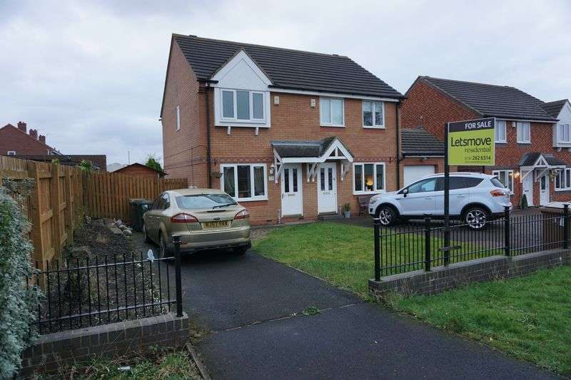 2 Bedrooms Semi Detached House for sale in ** NEW LISTING ** Mcnamara Road, Wallsend