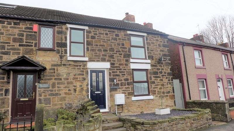 3 Bedrooms Semi Detached House for sale in Wheatsheaf Lane, Wrexham