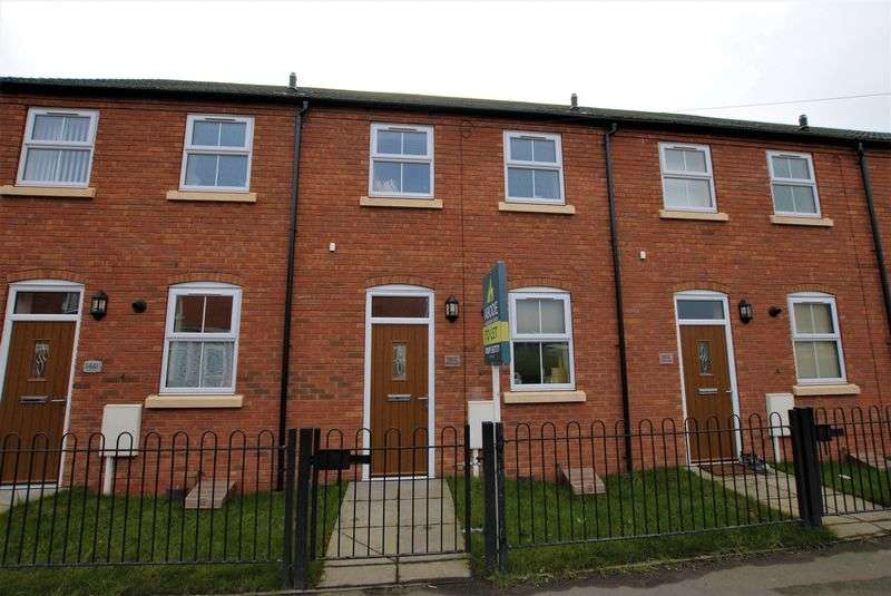 2 Bedrooms Terraced House for sale in Derby Road, Uttoxeter