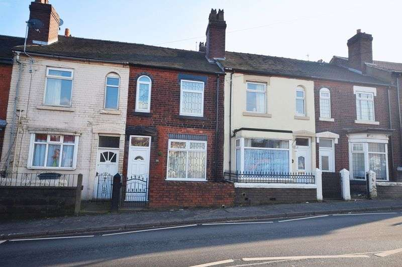 3 Bedrooms Terraced House for sale in Ford Green Road, Smallthorne