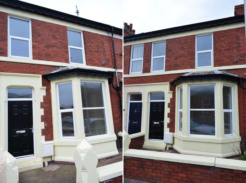 4 Bedrooms Terraced House for sale in Mayfield Avenue, SouthShore, Blackpool, FY4 2NS