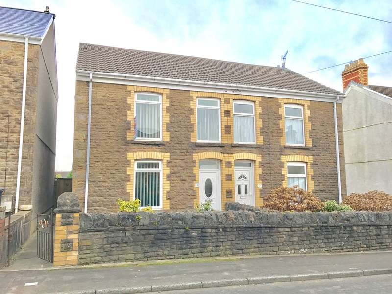 3 Bedrooms House for sale in Bosworth Road, Neath