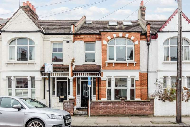 4 Bedrooms Terraced House for sale in Undine street, London, SW17 8PR