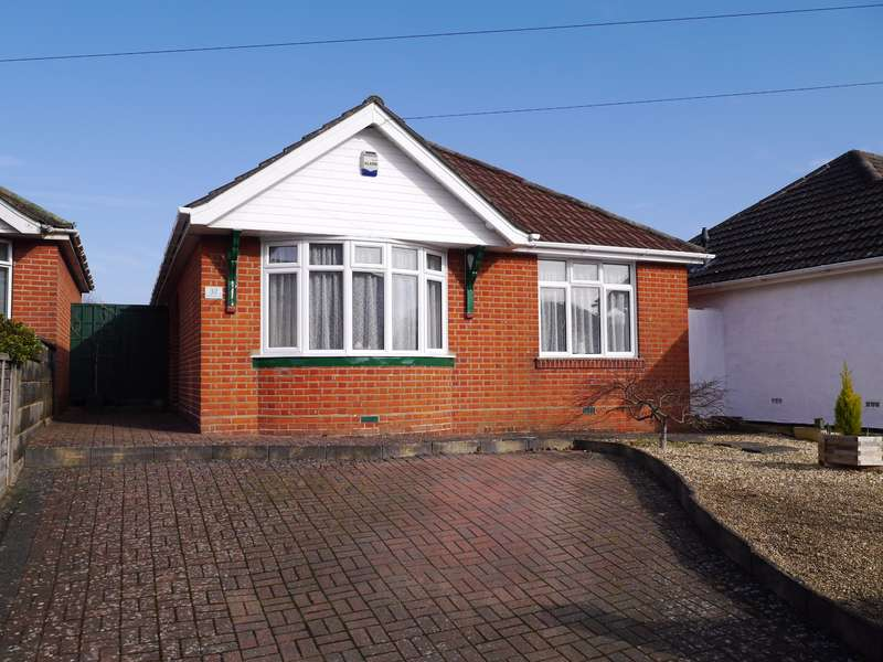 3 Bedrooms Detached Bungalow for sale in Rosoman Road, Sholing
