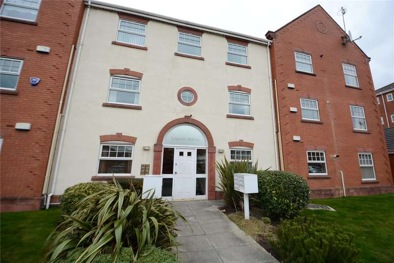 2 Bedrooms Flat for rent in Lagan House, Leasowe Road, Moreton