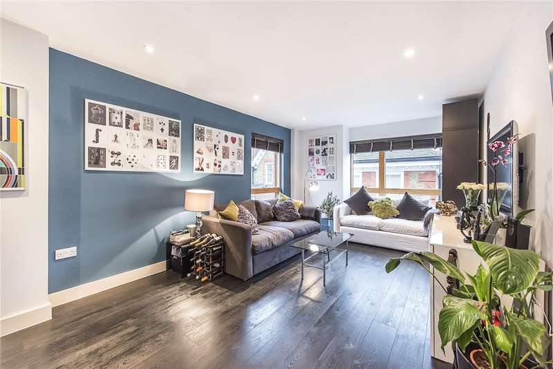 2 Bedrooms Flat for sale in Manson House, Drummond Way, London, N1