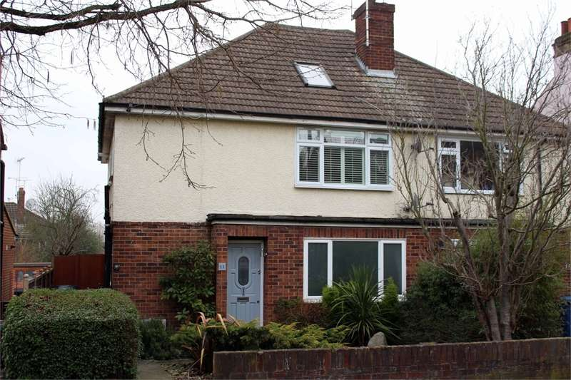 2 Bedrooms Flat for sale in Alma Road, Muswell Hill, London