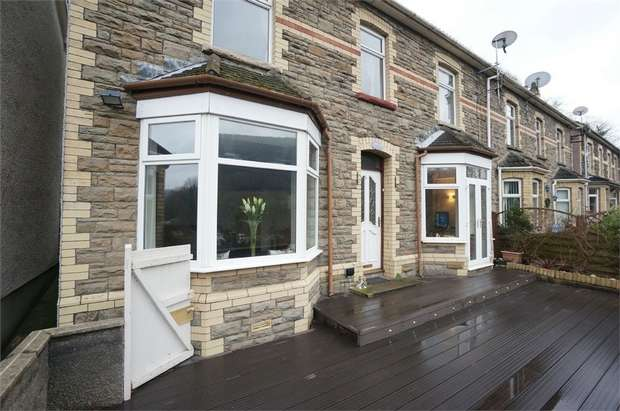 3 Bedrooms Semi Detached House for sale in Newport Road, Cwmcarn, NEWPORT, Caerphilly