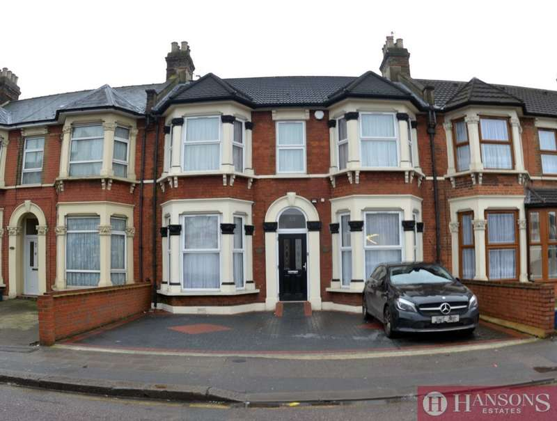 4 Bedrooms House for sale in Green Lane, Ilford, IG1