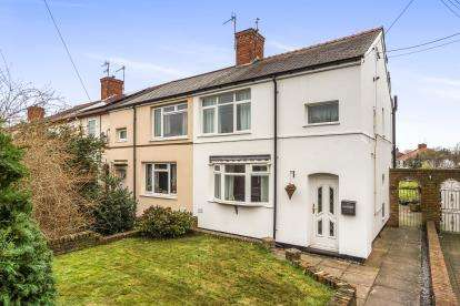 2 Bedrooms Semi Detached House for sale in Woodrow Lane, Catshill, Bromsgrove, 125 Woodrow Lane