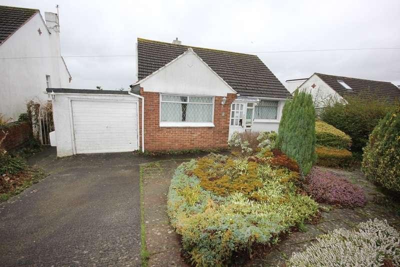 2 Bedrooms Detached Bungalow for sale in Haytor Drive, Newton Abbot