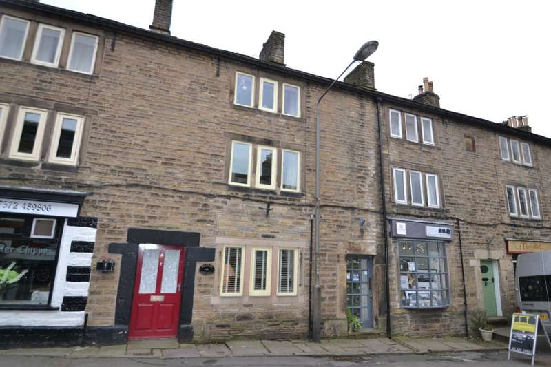 5 Bedrooms Terraced House for sale in Church Street, Hayfield