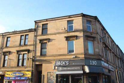 3 Bedrooms Flat for sale in Neilston Road, Paisley