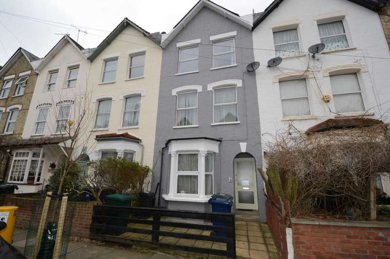 2 Bedrooms Flat for sale in Holly Park Road, London
