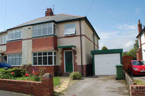 3 Bedrooms Semi Detached House for sale in Greylands Park Avenue, Scarborough, North Yorkshire YO12 6HR