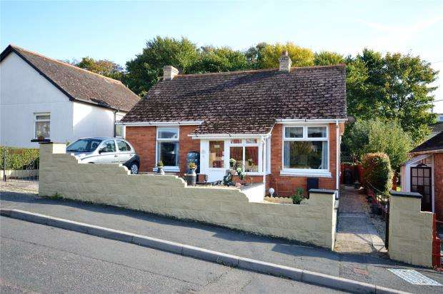4 Bedrooms Detached Bungalow for sale in Pennyacre Road, Teignmouth, Devon