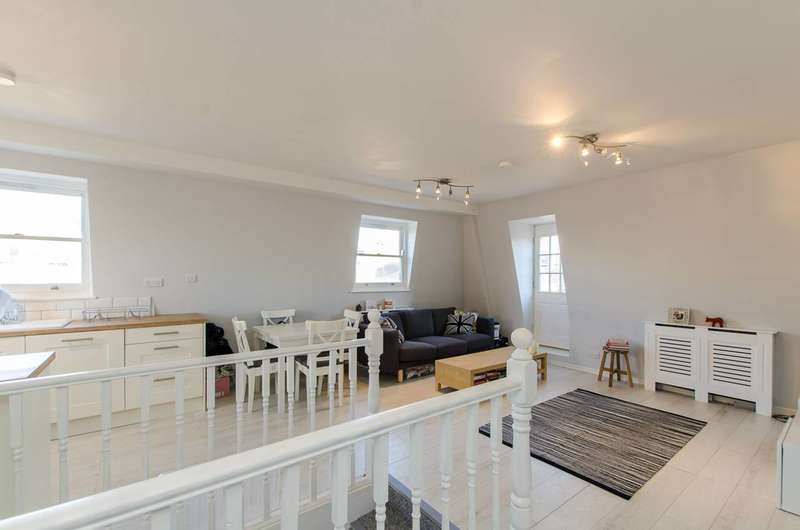 2 Bedrooms Flat for sale in Camberwell New Road, Brixton, SE5