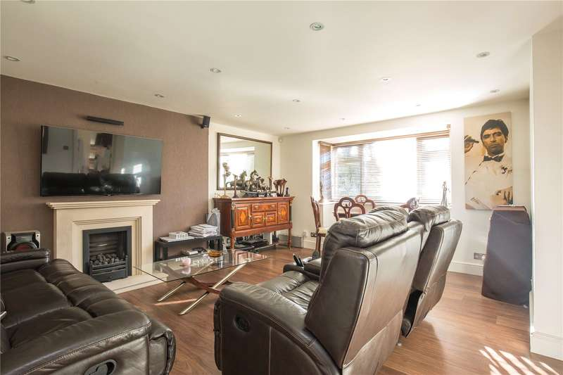 2 Bedrooms Apartment Flat for sale in Gerrards Close, Oakwood, N14