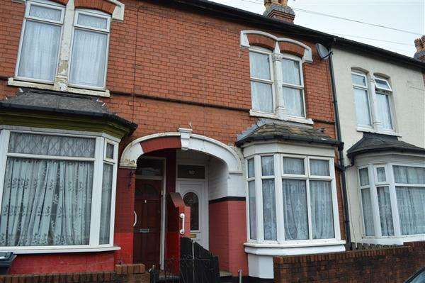 3 Bedrooms Terraced House for sale in Grange Road, Small Heath, Birmingham