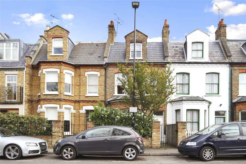 4 Bedrooms Terraced House for sale in Fisher's Lane, London, W4