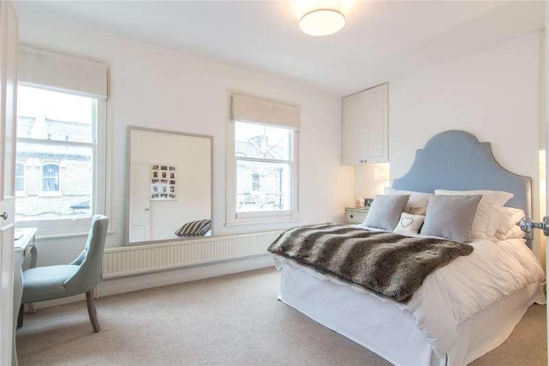 2 Bedrooms Flat for sale in Shorrolds Road, London, SW6