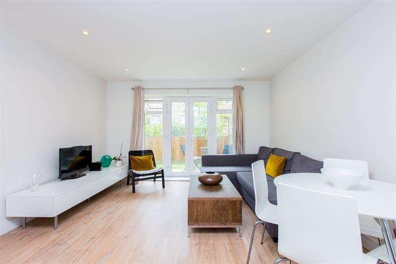 2 Bedrooms Flat for sale in Havilland Mews, Shepherds Bush, W12