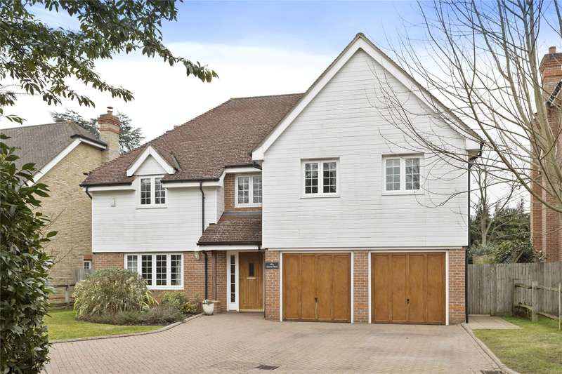 6 Bedrooms Detached House for sale in The Paddocks, Weybridge, Surrey, KT13