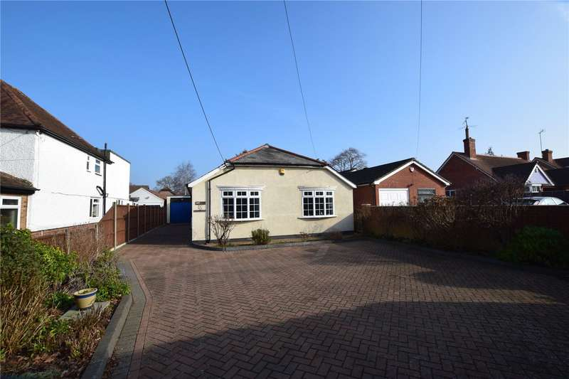 3 Bedrooms Detached Bungalow for sale in Reading Road, Winnersh, Berkshire, RG41