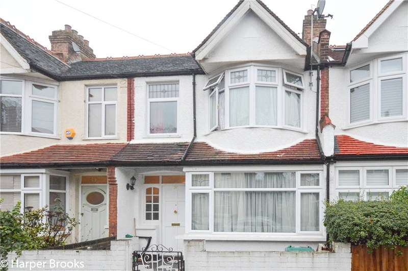 3 Bedrooms Terraced House for sale in Selby Road, London, SE20