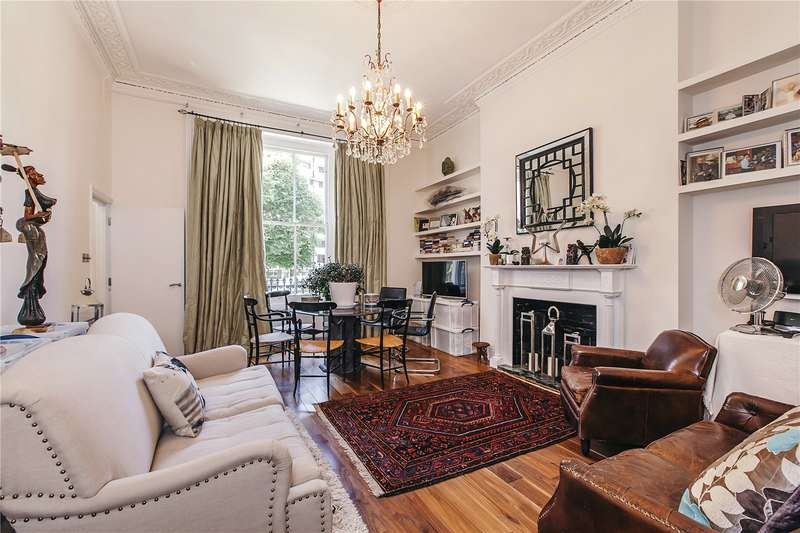 2 Bedrooms Flat for sale in Gloucester Terrace, Bayswater, London, W2