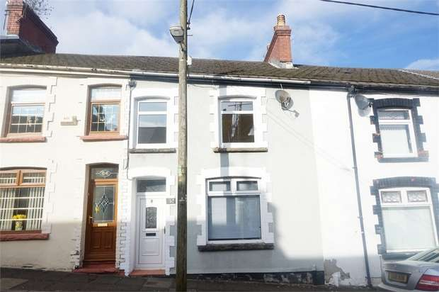 3 Bedrooms Terraced House for sale in West Street, BARGOED, Caerphilly