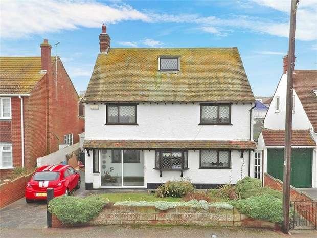 4 Bedrooms Detached House for sale in Kings Avenue, Birchington, Kent
