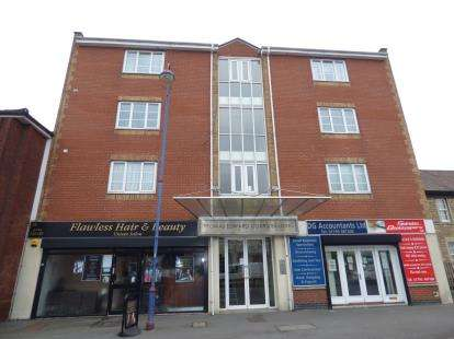 1 Bedroom Flat for sale in Thomas Edward Coard Building, Cricklade Road, Swindon, Wiltshire