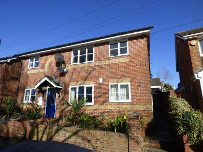 2 Bedrooms Flat for sale in Maybush, Southampton, Hampshire