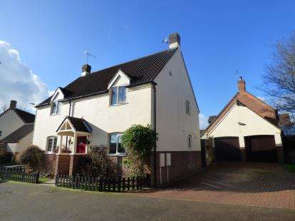 4 Bedrooms Detached House for sale in Stanhope Road, Wigston, Leicester, Leicestershire
