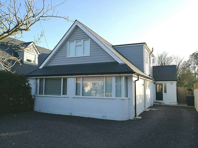 5 Bedrooms Chalet House for sale in Mill Hill Close, Whitecliff, Poole