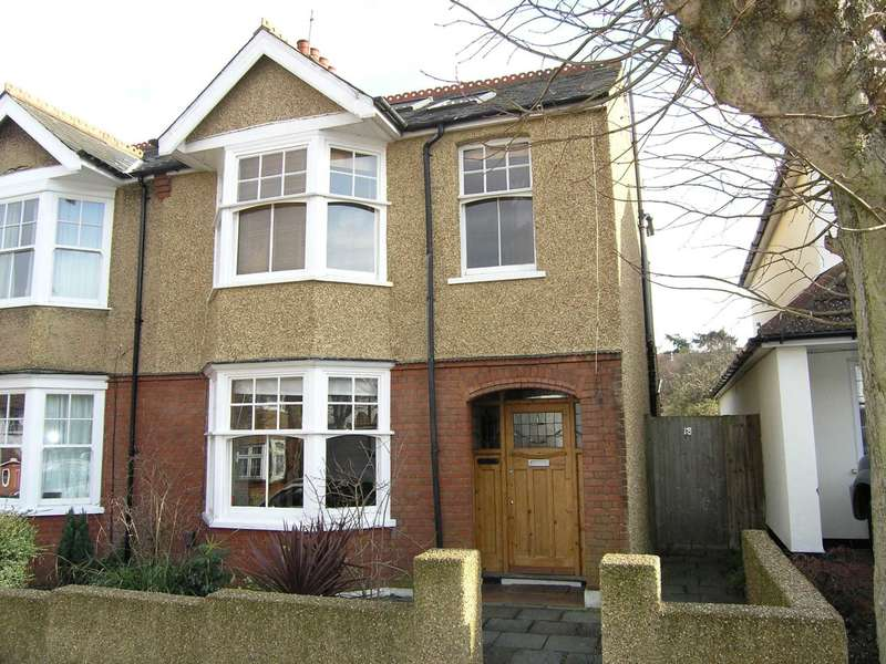 4 Bedrooms Semi Detached House for sale in Koh I Noor Avenue, Bushey Village