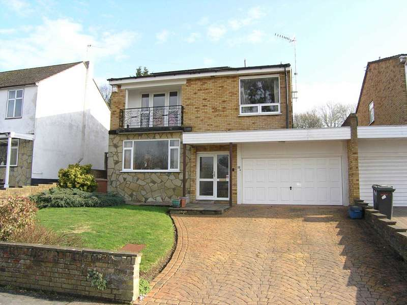 4 Bedrooms Detached House for sale in Merry Hill Road, Bushey