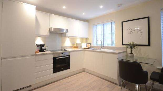 1 Bedroom Apartment Flat for sale in Victoria Road, Farnborough, Hampshire