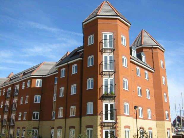 2 Bedrooms Apartment Flat for sale in Quebec Quay